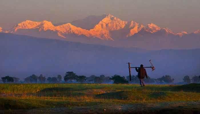 হিমালয় কন্যা রূপসী পঞ্চগড়