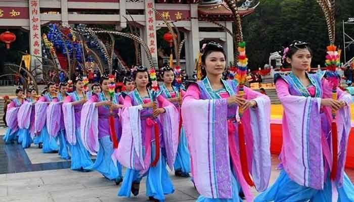 চীনে হয়ে গেলো আন্তর্জাতিক পর্যটন উৎসব