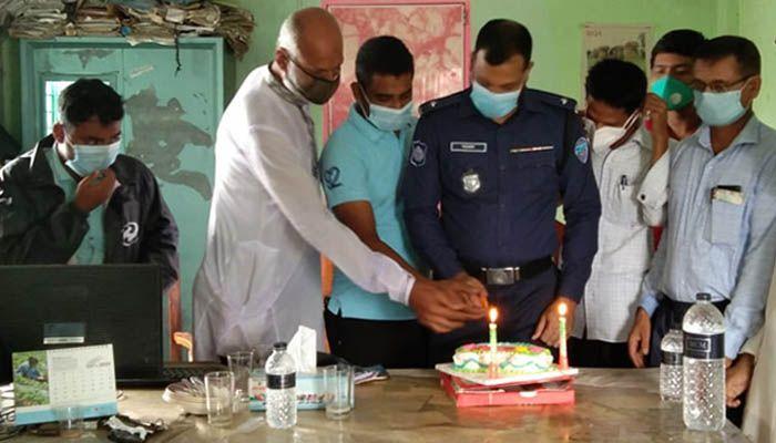 নোয়াখালীতে 'অপরাধ জগত' ম্যাগাজিনের ৩২তম প্রতিষ্ঠা বার্ষিকী উদযাপন