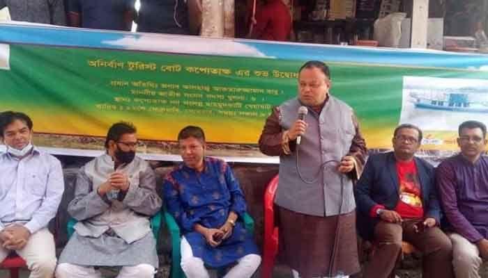 'স্বল্প খরচে' সুন্দরবন ভ্রমণে পর্যটন লঞ্চ উদ্বোধন