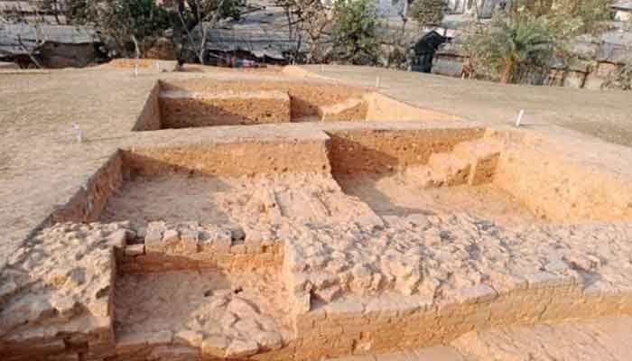 সম্ভাবনাময় পর্যটন এলাকা নওগাঁর 'অগ্রপর বিহার'